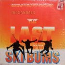 Last Of The Ski Bums, The - Soundtrack - Sealed Vinyl LP Record - The Sandals - OST