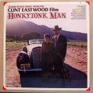 Honkytonk Man - Soundtrack - Sealed Vinyl LP Record - Honky Tonk - Various Artists - Country OST