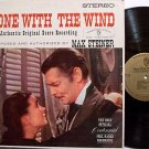 Gone With The Wind - Soundtrack - Vinyl LP Record - Max Steiner - OST