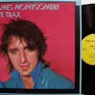 Montgomery, James - Live Trax - Vinyl LP Record - Uptown Horns - Blues