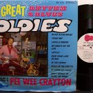Crayton, Pee Wee - Great Rhythm & Blues Oldies - Vinyl LP Record - Blues