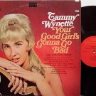 Wynette, Tammy - Your Good Girl's Gonna Go Bad - Vinyl LP Record - Country