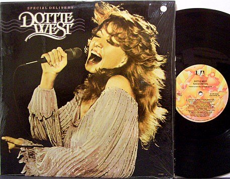 West, Dottie - Special Delivery - Vinyl LP Record - Country
