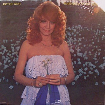 West, Dottie - When It's Just You And Me - Sealed Vinyl LP Record - Country