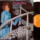 West, Dottie - Feminine Fancy - Vinyl LP Record - Promo - Country