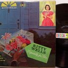 Wells, Kitty - Especially For You - Vinyl LP Record - Mono - Country