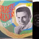 Walker, Charlie - Country Style - Vinyl LP Record