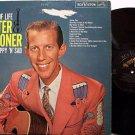 Wagoner, Porter - A Slice Of Life Songs Happy 'N' Sad - Vinyl LP Record - Mono - Country