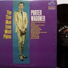 Wagoner, Porter - The Thin Man From West Plains - Vinyl LP Record - Mono - Country