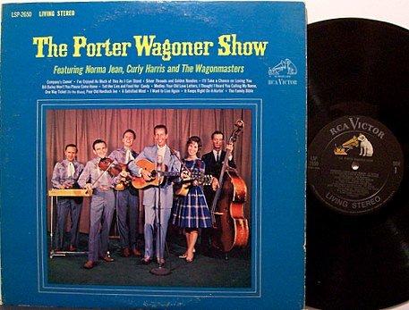 Wagoner, Porter - The Porter Wagoner Show - Vinyl LP Record - Promo - Country