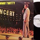 Twitty, Conway - Self Titled - Vinyl LP Record - Country