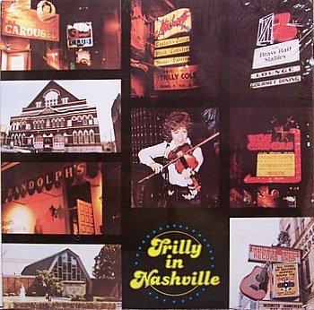 Trilly - Trilly In Nashville - Signed - Sealed Vinyl LP Record - Trilly Cole - Country