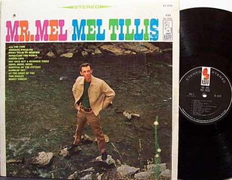 Tillis, Mel - Mr. Mel - Vinyl LP Record - Country