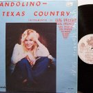 Swanson, Carl - Mandolino Texas Country - Vinyl LP Record - Instrumental Country