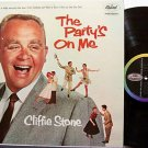 Stone, Cliffie - The Party's On Me - Vinyl LP Record - Mono - Country