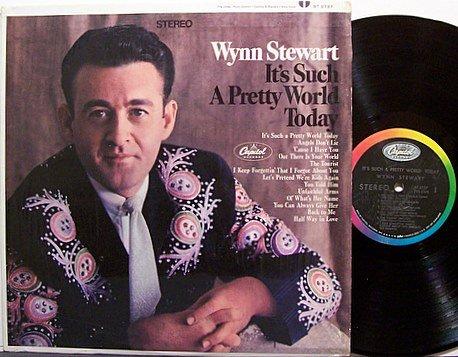 Stewart, Wynn - It's Such A Pretty World Today - Vinyl LP Record - Country