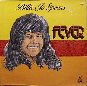 Spears, Billie Jo - Fever - Sealed Vinyl LP Record - Country