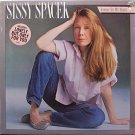 Spacek, Sissy - Hangin' Up My Heart - Sealed Vinyl LP Record - Pop Country