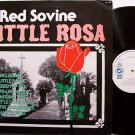 Sovine, Red - Little Rosa - Irish Pressing - Vinyl LP Record - Country