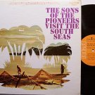 Sons Of The Pioneers - Visit The South Seas - Vinyl LP Record - Country