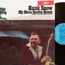 Snow, Hank - My Nova Scotia Home - Vinyl LP Record - Country