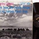 Snow, Hank - Country Classics - Vinyl LP Record - Country