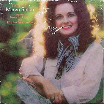 Smith, Margo - Happiness - Sealed Vinyl LP Record - Country