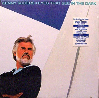 Rogers, Kenny - Eyes That See In The Dark - Sealed Vinyl LP Record - Country