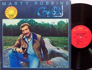 Robbins, Marty - No. 1 Cowboy 20 Big Hits - Vinyl LP Record - Country