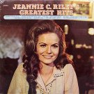 Riley, Jeannie C. - Greatest Hits - Sealed Vinyl LP Record - Country