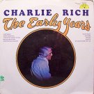 Rich, Charlie - The Early Years - Sealed Vinyl LP Record - Country