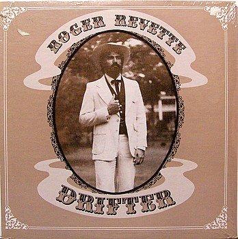 Revette, Roger - Drifter - Sealed Vinyl LP Record - Private Nashville Country
