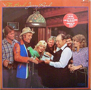 Reed, Jerry - The Bird - Vinyl LP Record - Country
