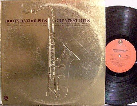 Randolph, Boots - Boots Randolph's Greatest Hits - Yakety Sax - Vinyl LP Record - Country