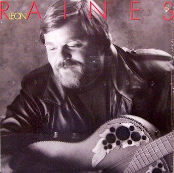 Raines, Leon - Self Titled - Sealed Vinyl LP Record - Country