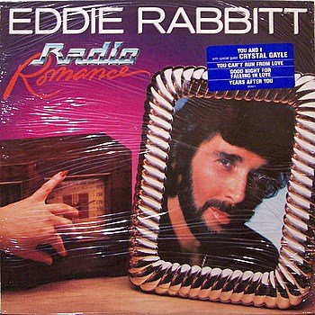 Rabbitt, Eddie - Radio Romance - Sealed Vinyl LP Record - Country