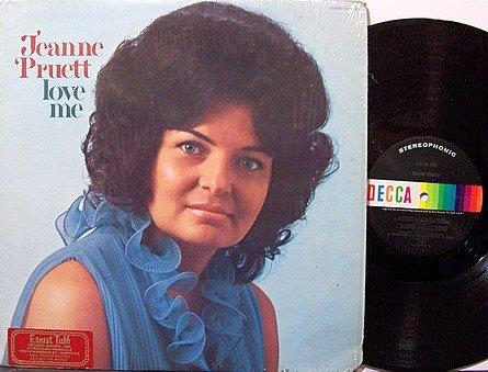 Pruett, Jeanne - Love Me - Vinyl LP Record - Country