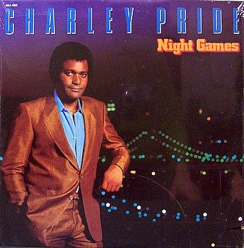 Pride, Charley - Night Games - Sealed Vinyl LP Record - Country