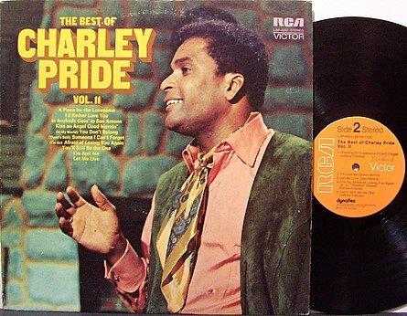 Pride, Charley - The Best Of Charley Pride Vol. II - Vinyl LP Record - Country