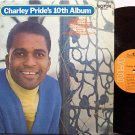 Pride, Charley - Charley Pride's 10th Album - Vinyl LP Record - Country