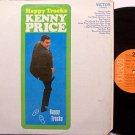 Price, Kenny - Happy Tracks - Vinyl LP Record - Country
