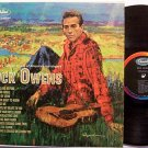 Owens, Buck - Self Titled 1st Album - Vinyl LP Record - Country
