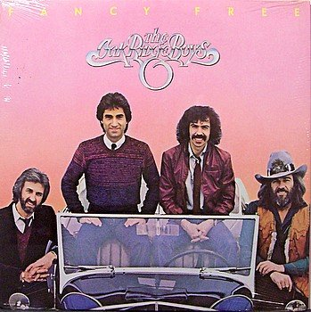 Oak Ridge Boys - Fancy Free - Sealed Vinyl LP Record - Country