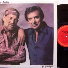Nelson, Willie & Ray Price - San Antonio Rose - Vinyl LP Record - Country