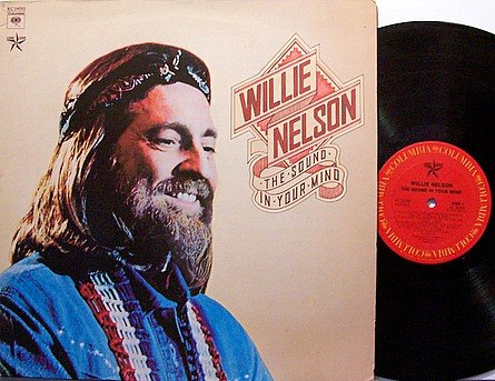 Nelson, Willie - The Sound In Your Mind - Vinyl LP Record - Country