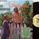 Morgan, George - Barbara - Vinyl LP Record - Country