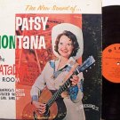 Montana, Patsy - At The Matador Room - Vinyl LP Record - Country