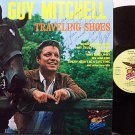 Mitchell, Guy - Traveling Shoes - Signed - Vinyl LP Record - Country