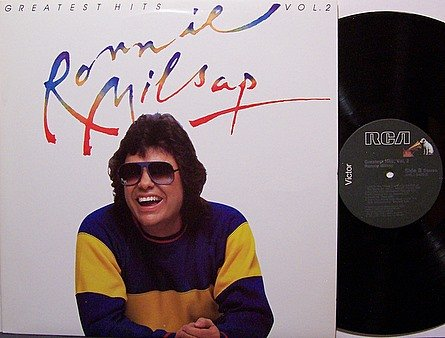 Milsap, Ronnie - Greatest Hits Vol. 2 - Vinyl LP Record - Country