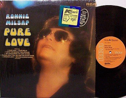 Milsap, Ronnie - Pure Love - Vinyl LP Record - Country